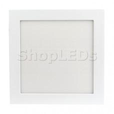 Светильник DL-225x225M-21W Warm White