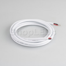 Провод питания ARL-MOONLIGHT-20AWG-2W-D4.5-CU-2000 White