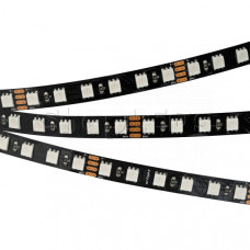 Лента RT 2-5000 24V RGB 3X (5060, 84/420 LED, BLACK)