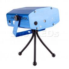Лазерный проектор с эффектом цветомузыки, 220В