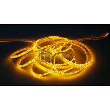 Герметичная светодиодная лента SMD 3528 120LED/m IP65 12V Yellow
