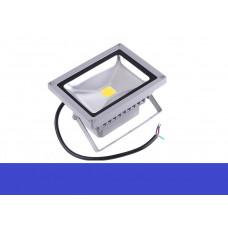 Светодиодный прожектор 50W IP65 220V Blue
